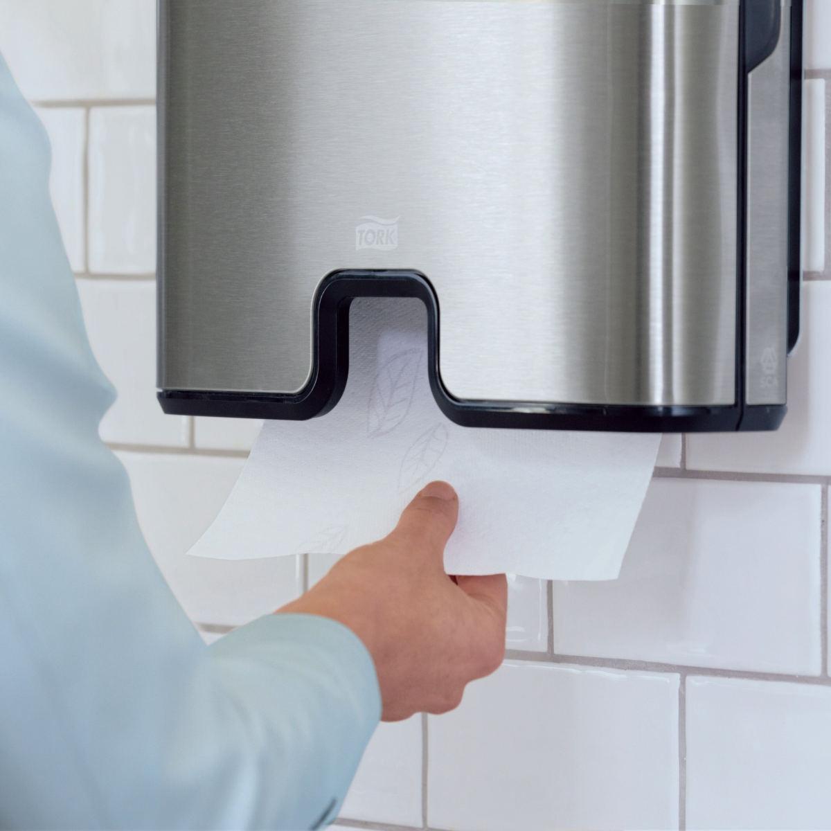 Dispenser Tork inox